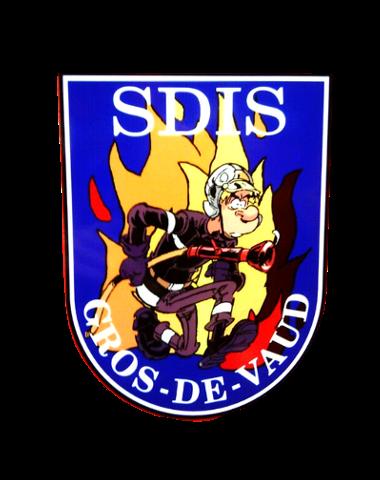 SDIS - Gros-de-Vaud